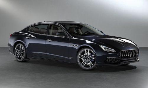 2021 Maserati Levante Gransport Spy Car Sedan