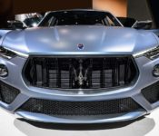 2021 Maserati Levante Interior Granlusso