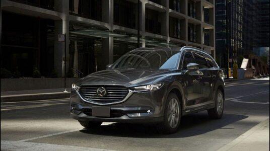 2021 Mazda Cx 5 Grand Touring Reserve