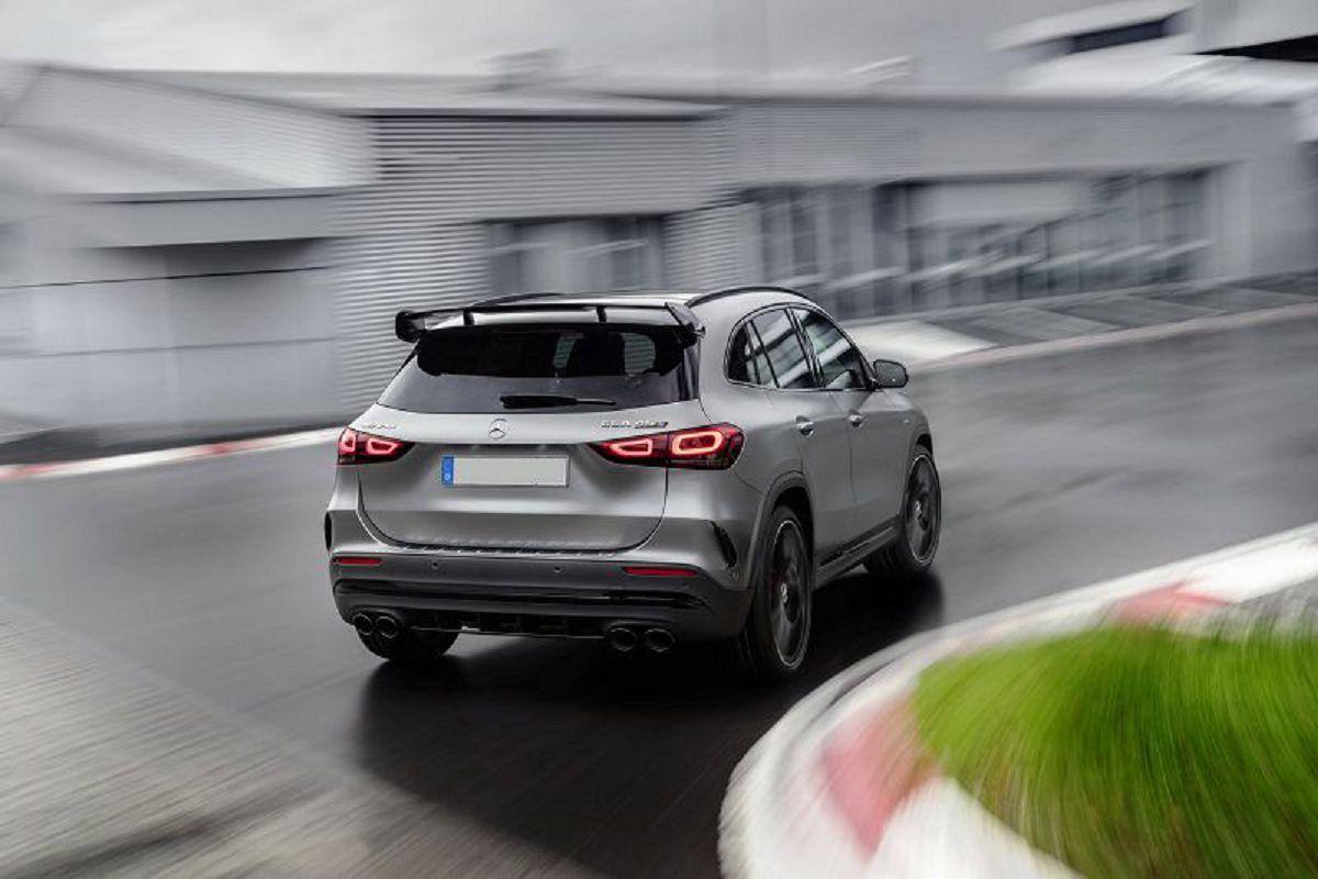 2021 Mercedes Gla 2020 Gla250w4 63 Hp Ii Sk 180