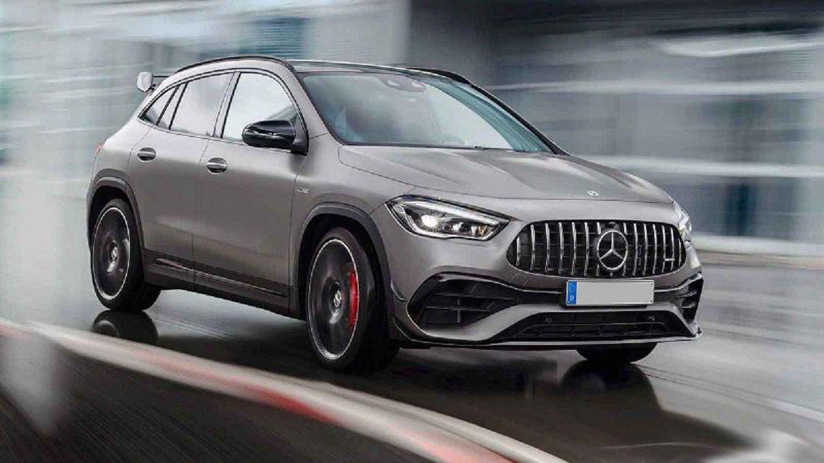 2021 Mercedes Gla Seat Covers Navigation Phone Holder Gl