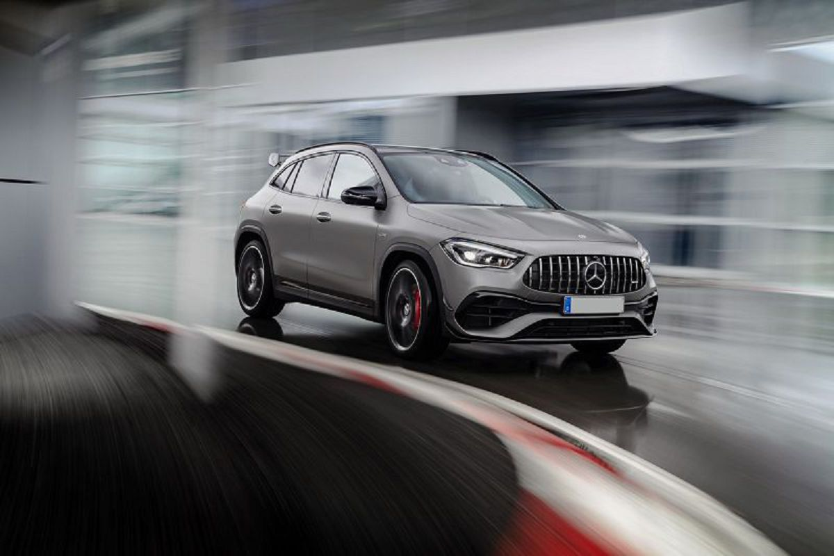 2021 Mercedes Gla Uk 230 350 2019 For Sale Bumper Interior
