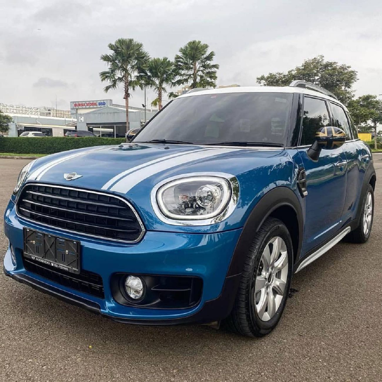 2021 Mini Countryman 2020 2017 Trims Length 2019 All4 Lease