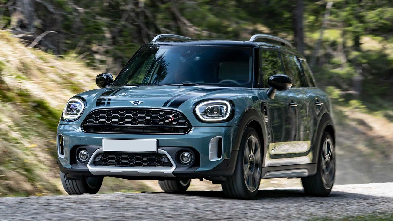 2021 Mini Countryman Mpg Key Fob Heated Seats Dimensional