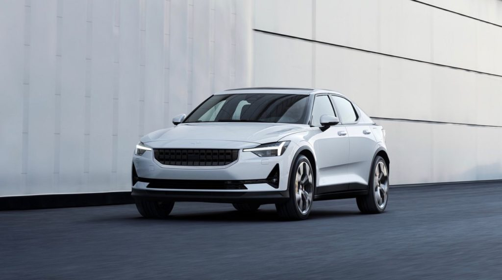 2021 Polestar 3 Electric Suv India