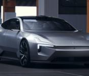 2021 Polestar 3 Electric Suv Release Date