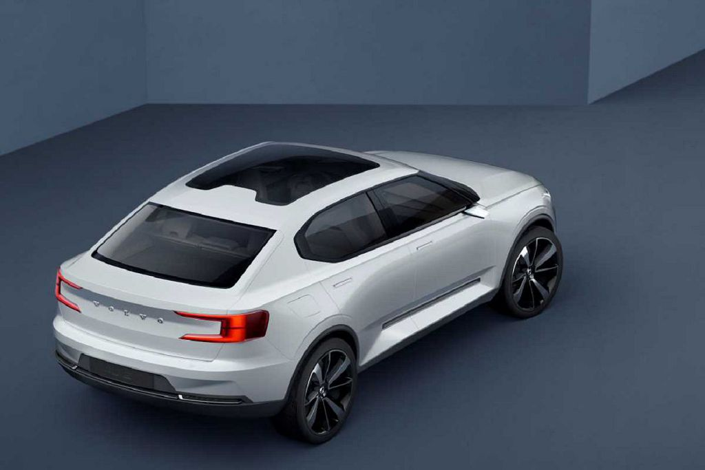 2021 Polestar 3 Electric Suv Review News Crossover