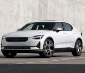 2021 Polestar 3 Electric Suv Volvo Model