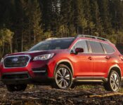 2021 Subaru Ascent 2020 Problems Hitch Weight Towing Cargo Bars Key