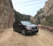 2021 Subaru Ascent Changes News Colors Review Rumors Release