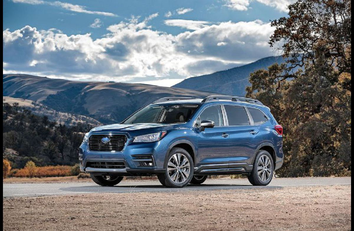 2021 Subaru Ascent Offroad Ascent Baja Pickup Hybrid Reviews Ascents
