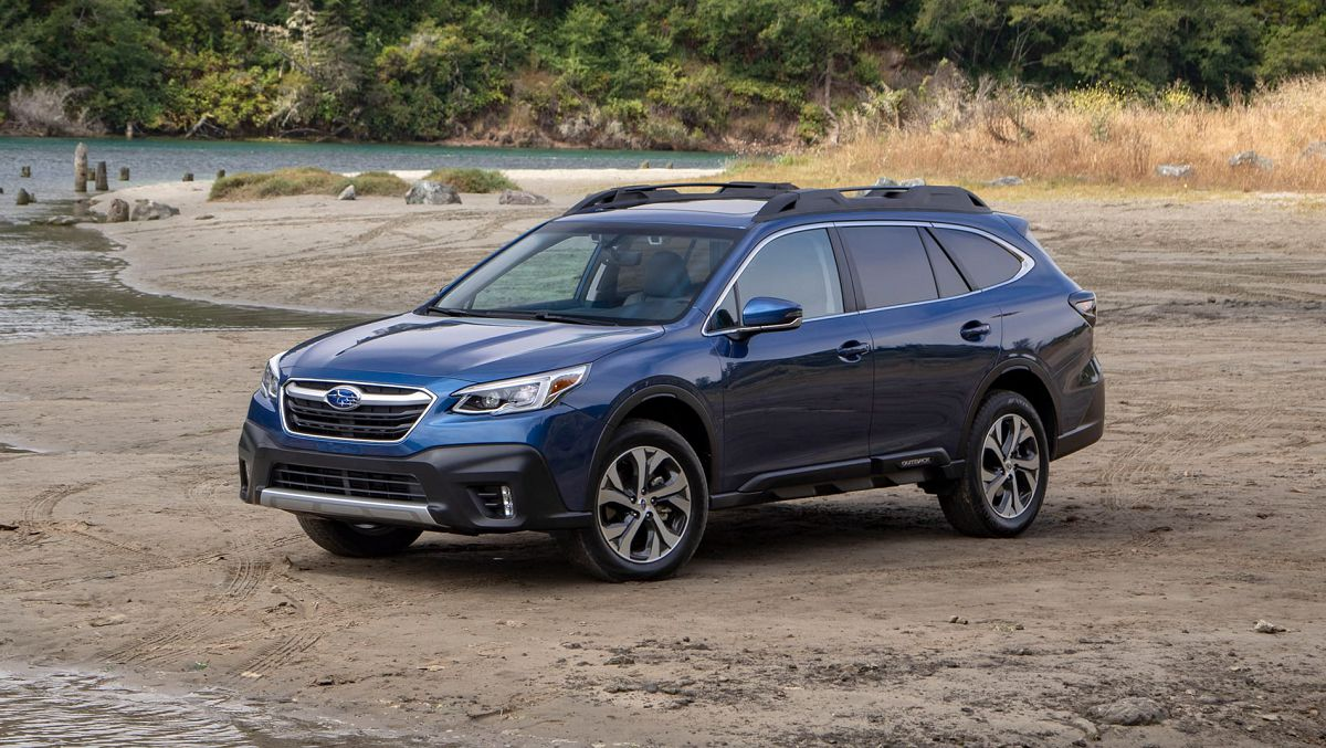 2021 Subaru Outback Accessories Towing Capacity 2.5i Premium Battery
