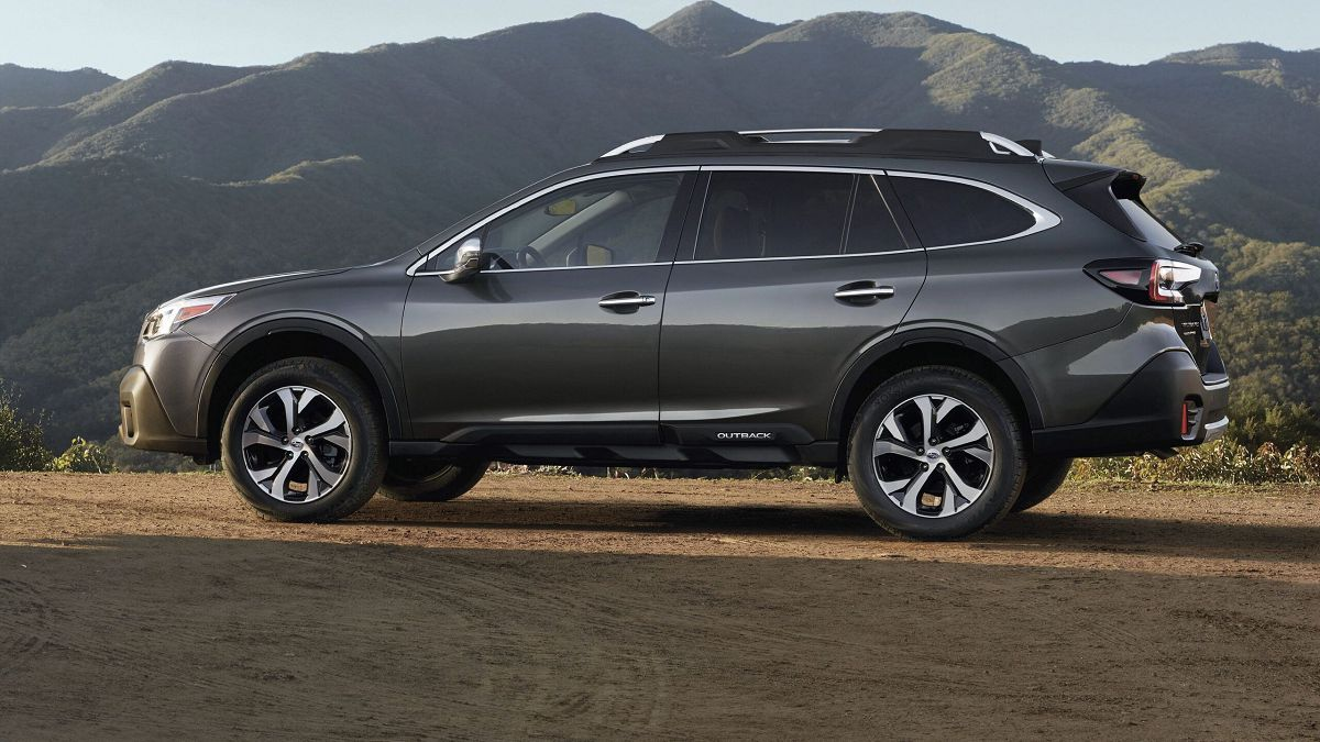 2021 Subaru Outback Changes Touring Interior Review Rumors Australia