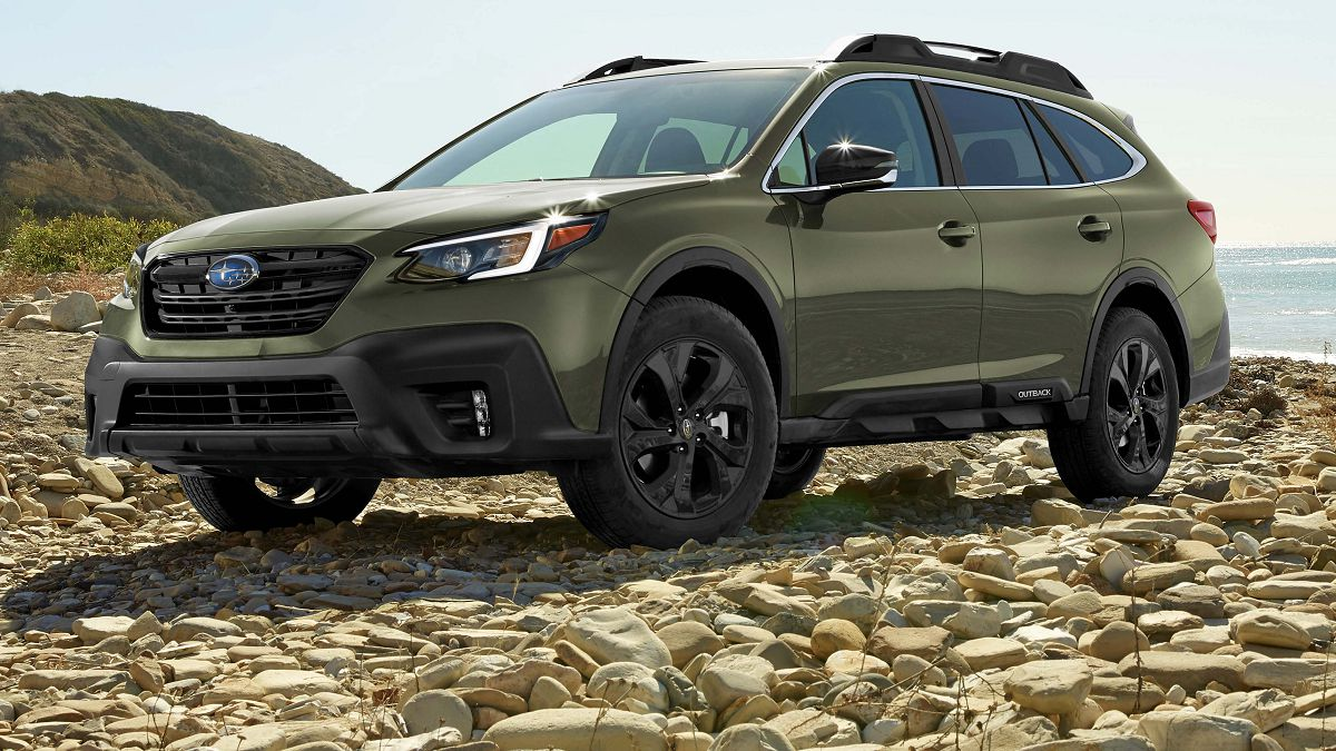 2021 subaru outback changes touring interior review rumors