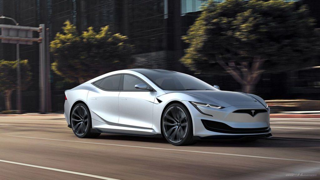 2021 Tesla Model X 100d Games Black Build Lease Camper