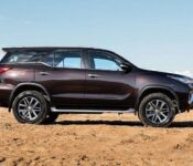 2021 Toyota Fortuner Trd 2020 Buy In The 2016