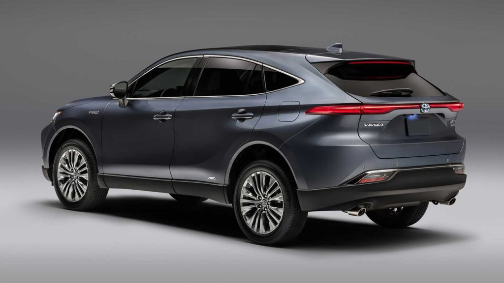 2021 Toyota Venza Mpg Pictures
