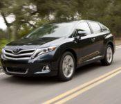 2021 Toyota Venza Release Date