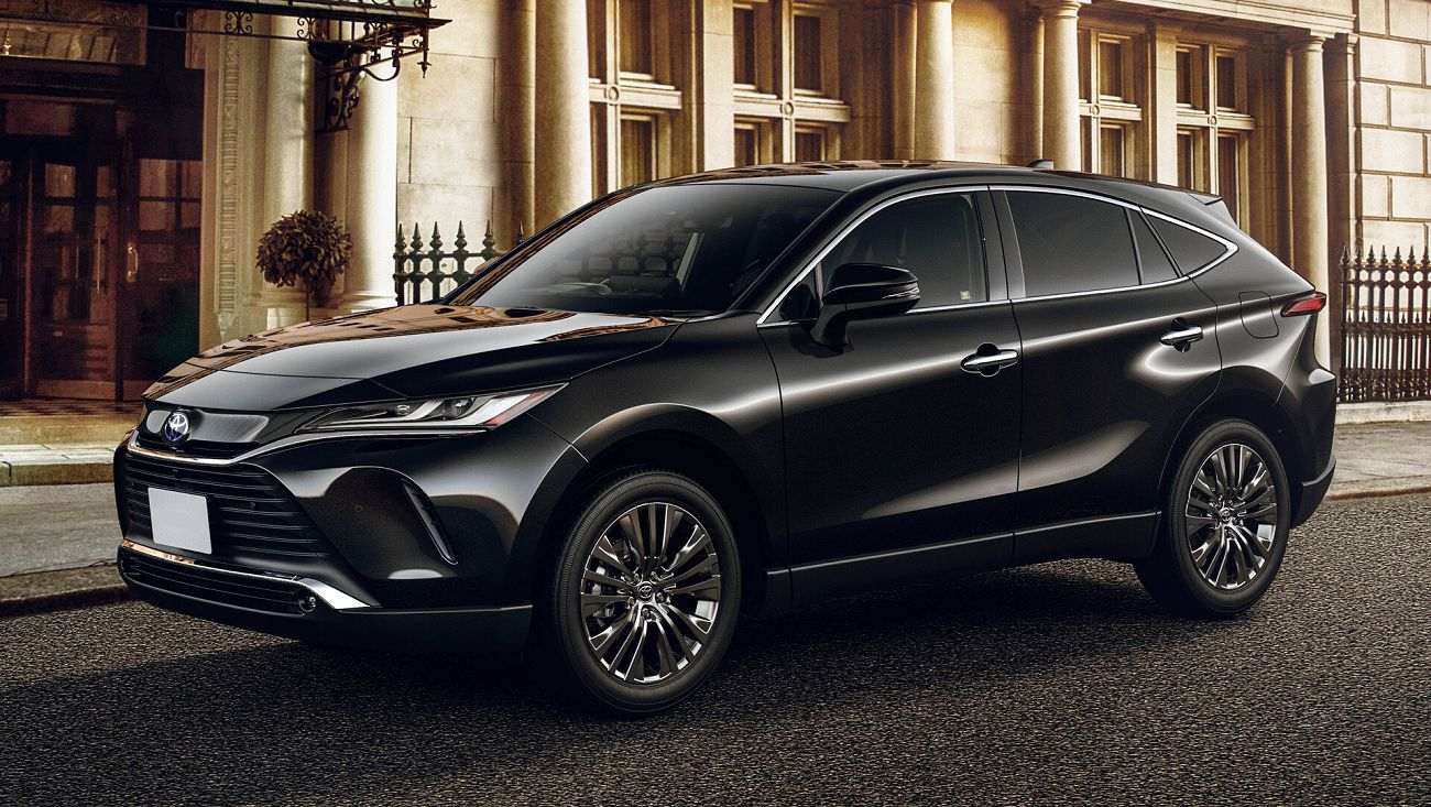 2021 Toyota Venza Tfl Harrier Towing Capacity
