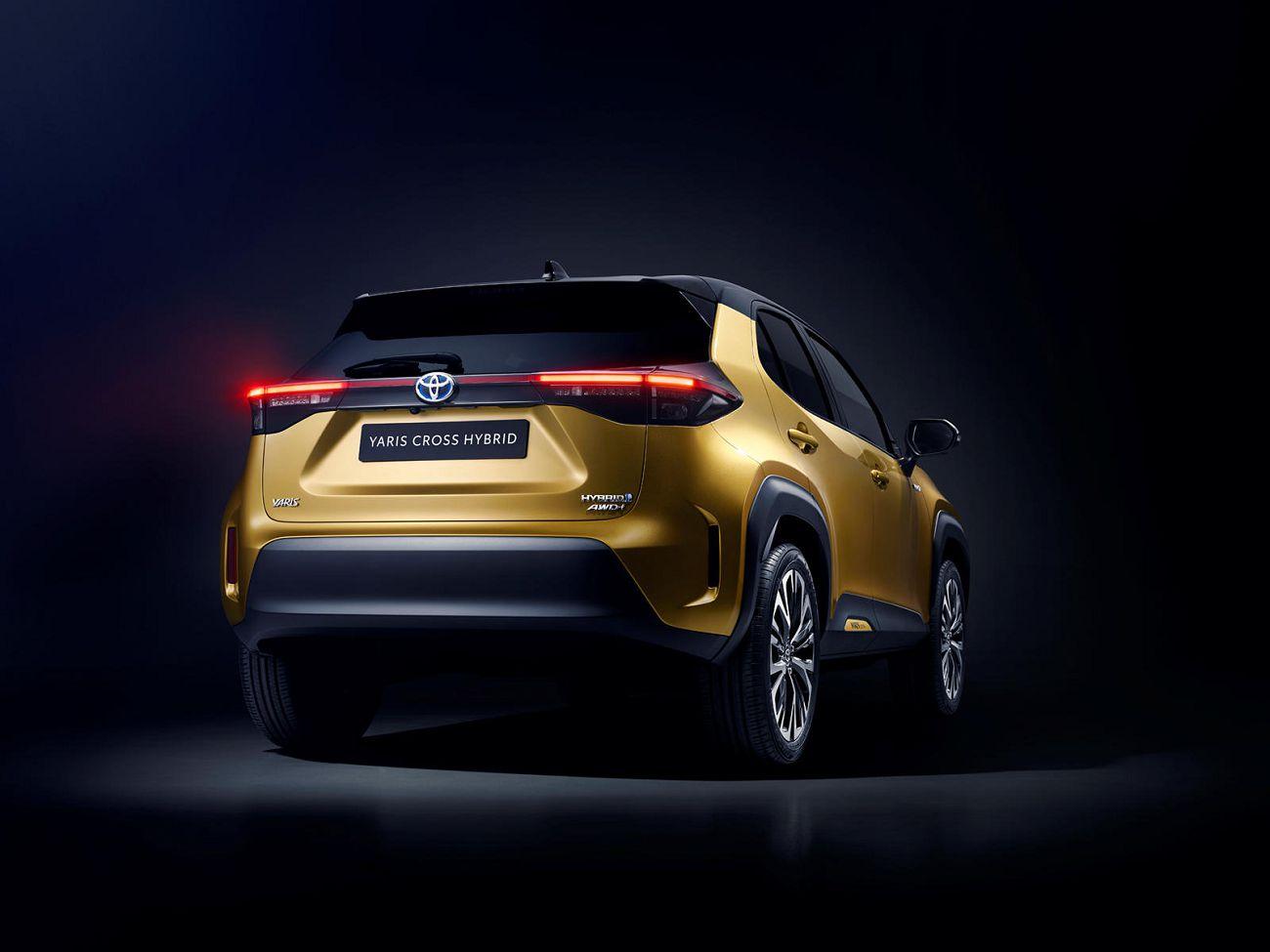 2021 Toyota Yaris Cross Crossover Price
