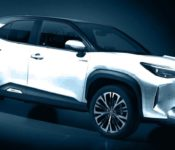 2021 Toyota Yaris Cross Dimensions Suv