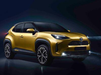 2021 Toyota Yaris Cross Images Specs