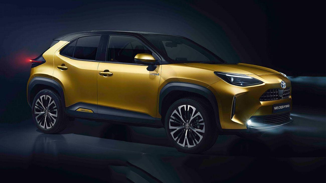 2021 Toyota Yaris Cross Mpg Usa