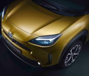 2021 Toyota Yaris Cross Power And 2020