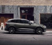 2021 Volvo Xc60 Colors Facelift Model Inscription Changes New