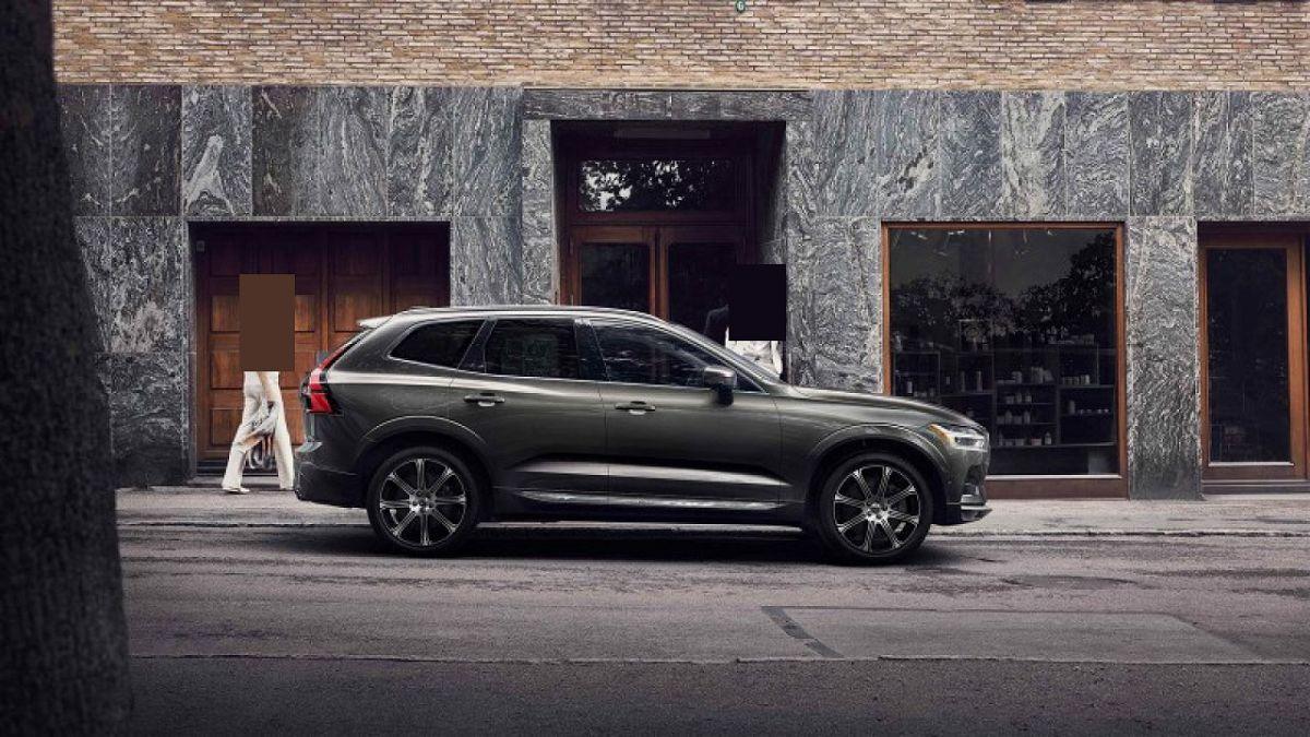 2021 Volvo Xc60 Colors Facelift Model Inscription Changes New