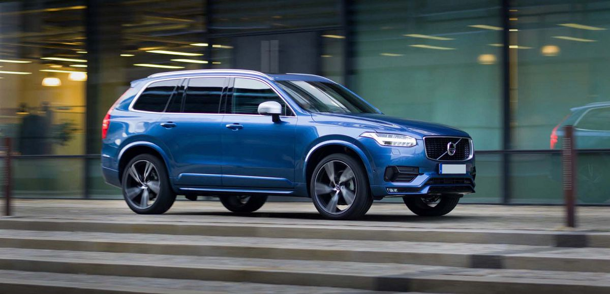 2021 volvo xc90 ev hybrid cross country design engine