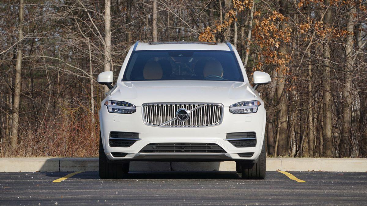 2021 Volvo Xc90 Date Price T8 Interior Hybrid Eawd Sunshade Oil Filter