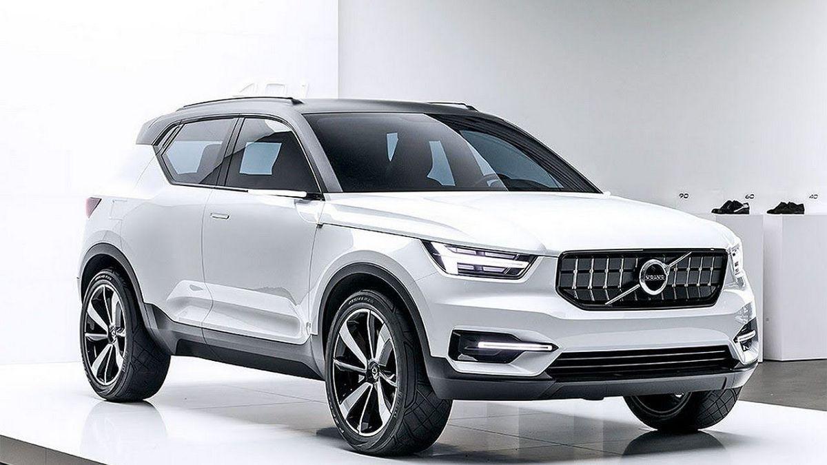 2021 Volvo Xc90 V6 Spy Redesign Concept Car Release Fob Case Wireless