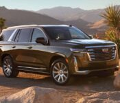 2021 Cadillac Escalade Platinum Review Commercial Test Drive Pictures Frame