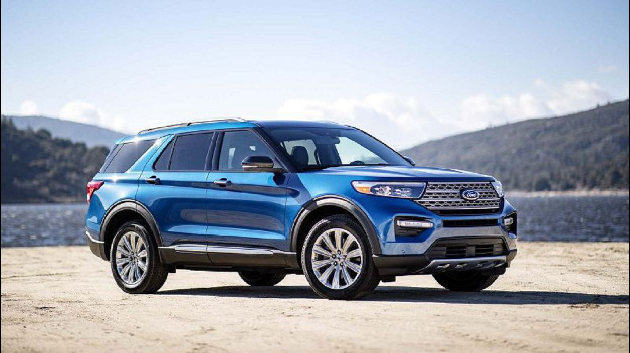 2021 Ford Explorer Engine Hybrid Police Sport Reviews Redesign Recall Suv