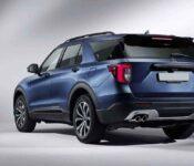 2021 Ford Explorer Xlt Cost Phev Specs Colors Diesel Roof Rack Crossbars