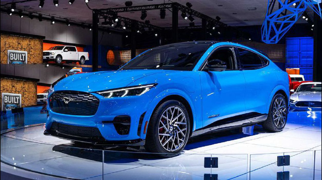 2021 Ford Mach E Faq Kwh Size Reservations