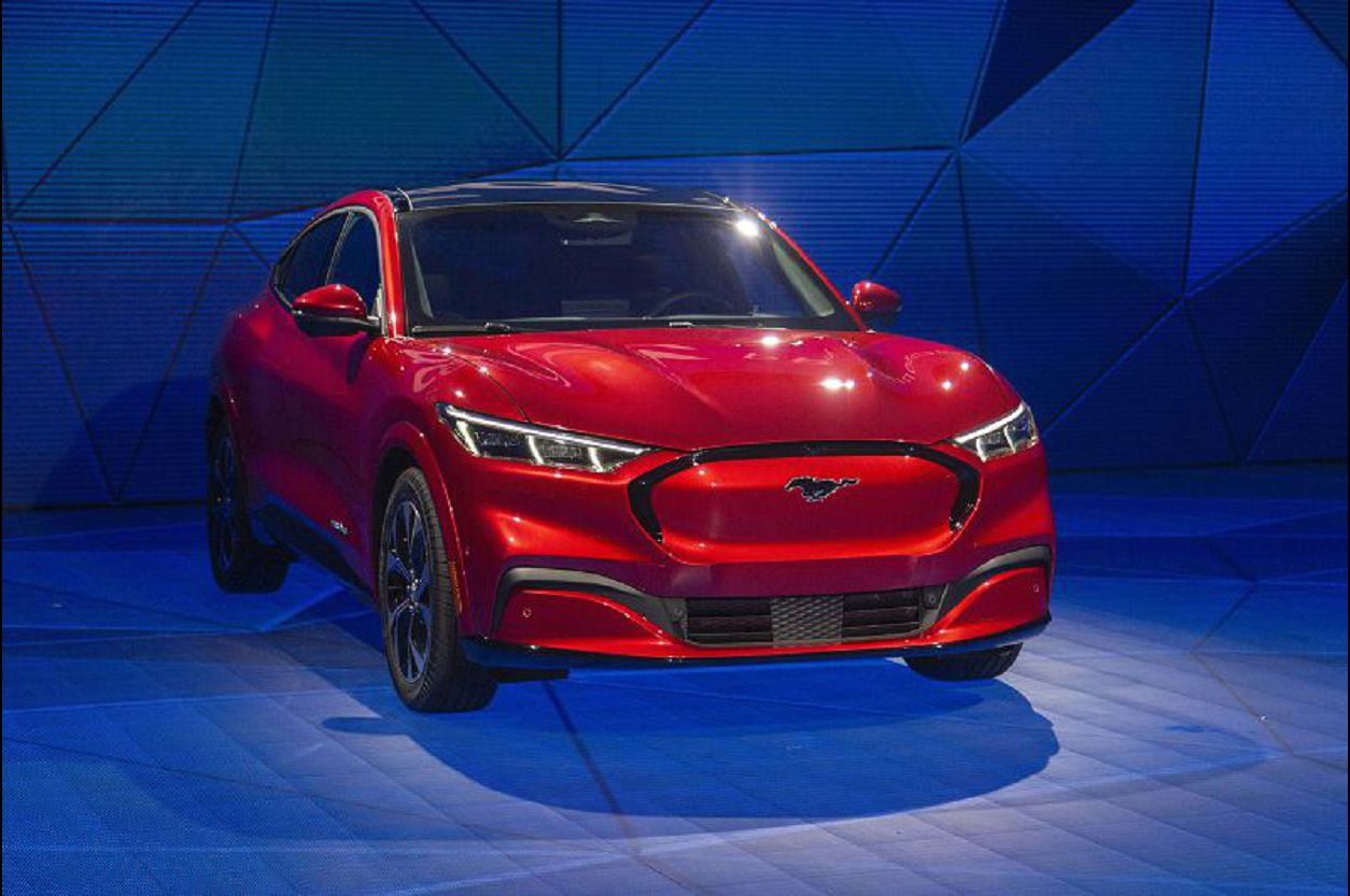 2021 Ford Mach E Speed Buy Ev Cost Pricing