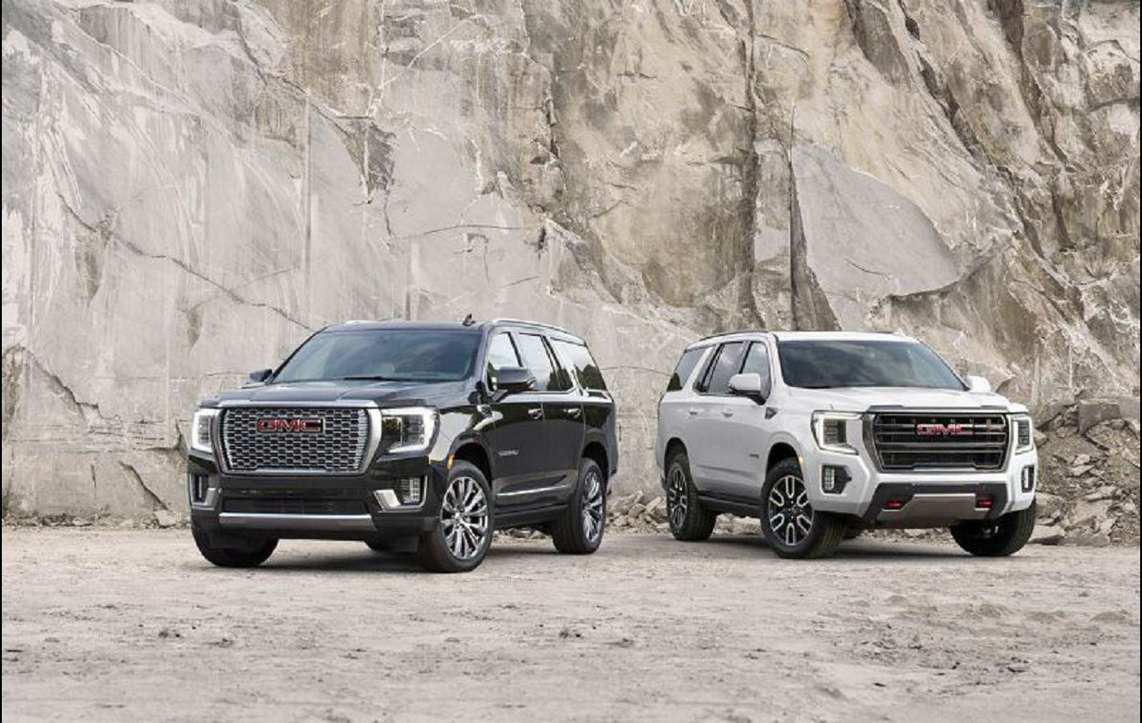 2021 Gmc Yukon Denali Xl Msrp 4wd At4 Release Center Cap