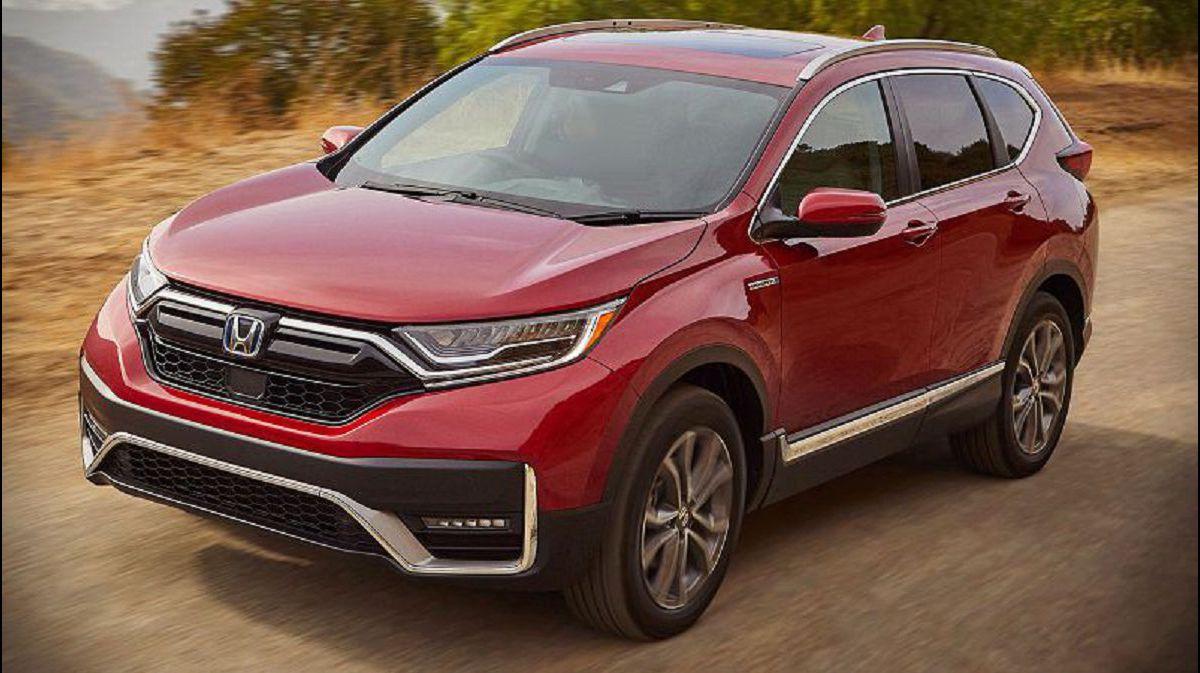 Honda Crv 2021