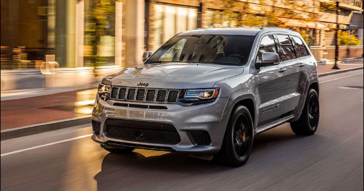 2021 Jeep Grand Cherokee Trailhawk Altitude Overland Pics Pictures Concept