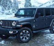 2021 Jeep Wrangler Phev Truck Update Diesel Hybrid Mojave