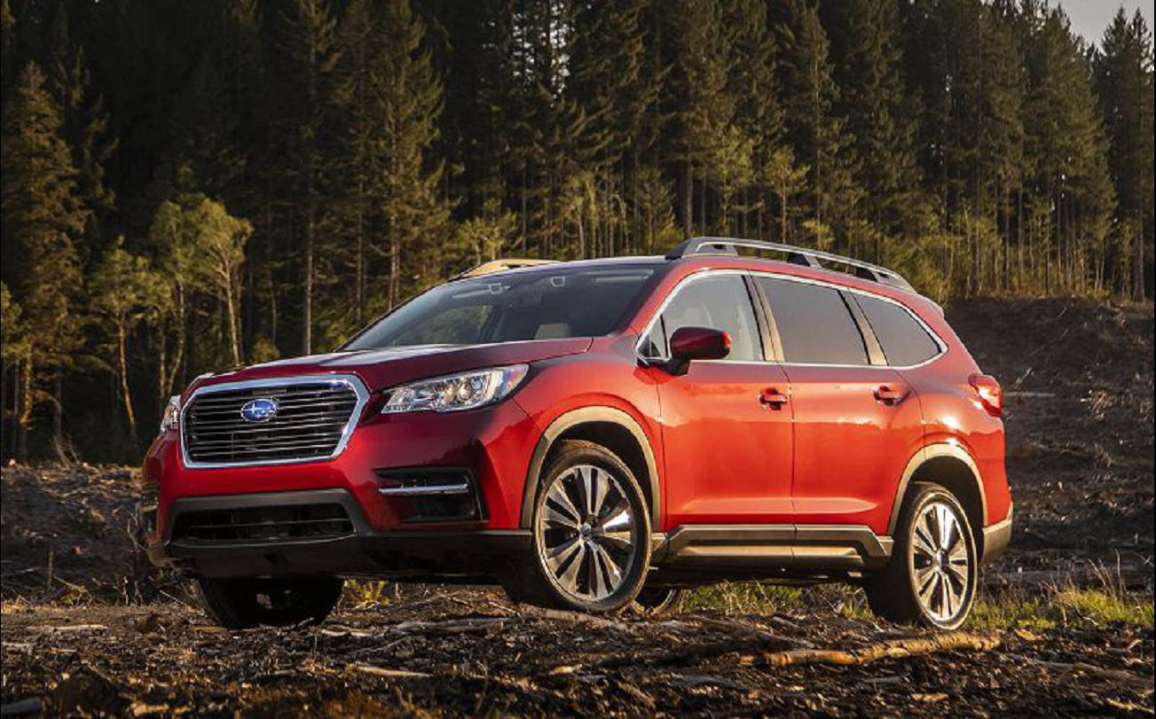 2021 Subaru Forester Exterior Pictures Car Available 2020 Reviews Model