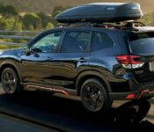 2021 Subaru Forester With Manual Transmission Changes Rumors Limited