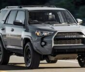 2021 Toyota 4runner Review App Car Games Blackout Emblem Roof Rack 2005