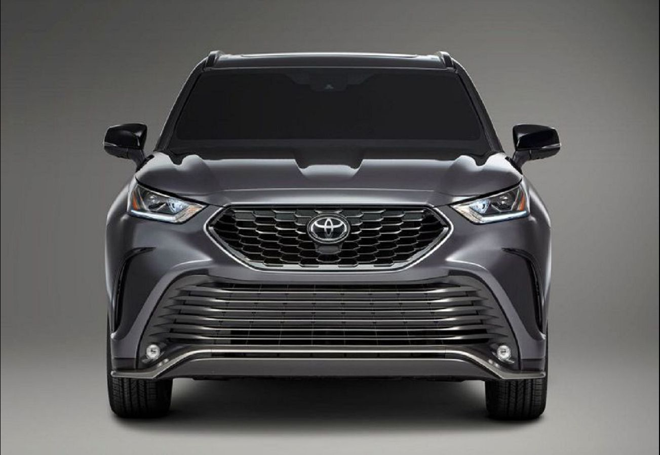 2021 Toyota Highlander Xse Hybrid Sport Limited Redesign Specs