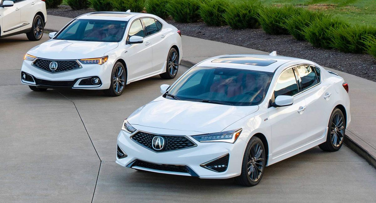 2022 Acura Ilx 2018 2017 Models Coupe Sport Accessories A Spec