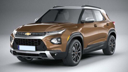 2022 Chevrolet Trailblazer 2007 2008 2009 2015 2019 Wiki 2002 2009
