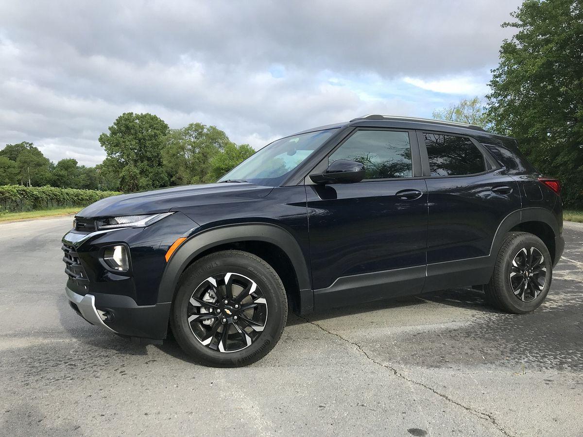 2022 Chevrolet Trailblazer Country Of Origin 2022 Chevy Trailblazers