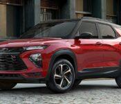 2022 Chevrolet Trailblazer News Pics Price Specs Colors Photos